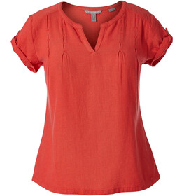 Royal Robbins Cool Mesh Eco - T-shirt manches courtes Femme - rouge